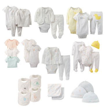 jcpenney.com | Carter's® Classic Baby Layette Collection - Neutral