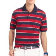 IZOD® Short-Sleeve Rugby Polo