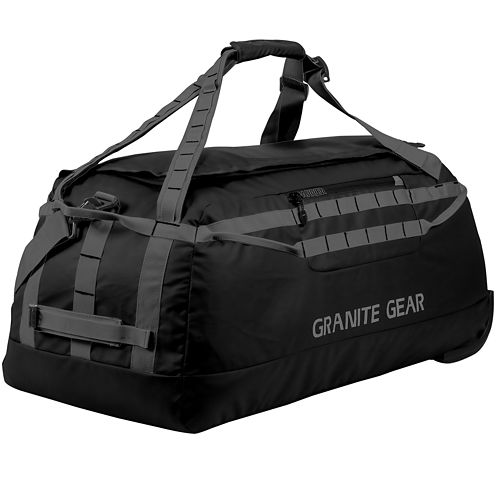 "Granite Gear 30"" Wheeled Packable Duffel Bag"