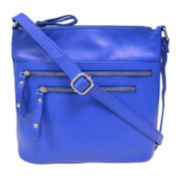 Great American Leatherworks® Leather Convertible Crossbody Bag