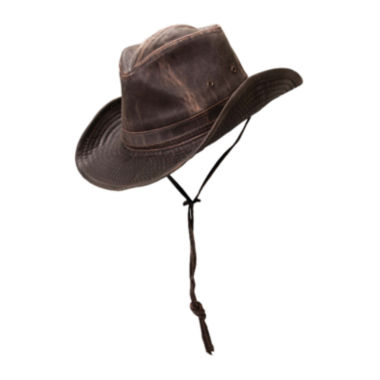 jcpenney.com | DPC™ Outdoor Design Weathered Outback Hat