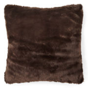 JCPenney Home™ Faux Rabbit Fur Pillow