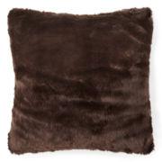 JCPenney Home™ Faux Rabbit Fur Pillow