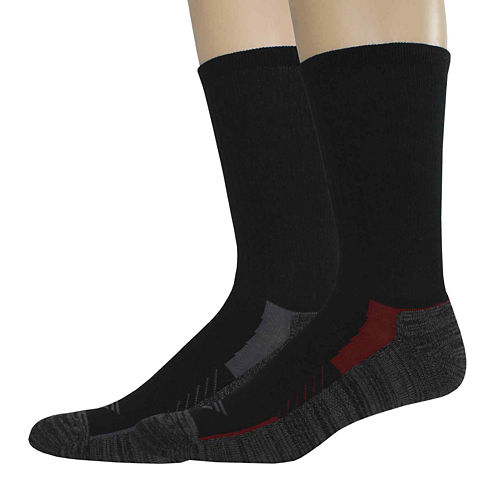 Dockers® 2-pk. Flex Temp Crew Socks
