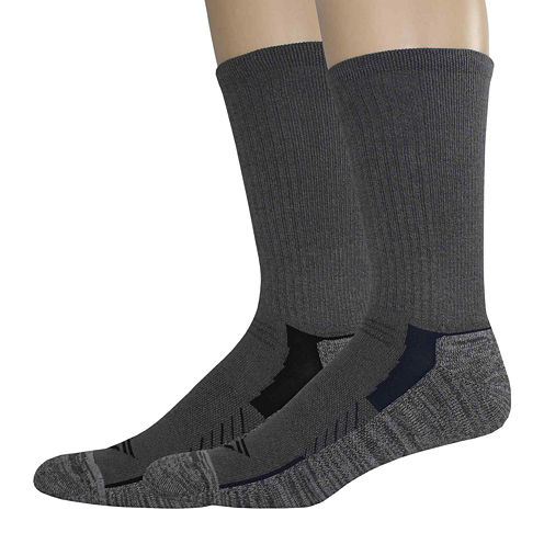 Dockers® 2-pk. Flex Temp Crew Socks