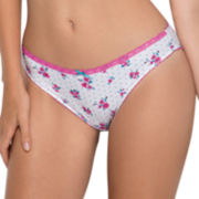 Marie Meili® Edan 2-pk. Brief Panties