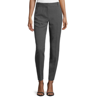 jcpenney.com | Worthington® Curvy Ankle Pants - Tall