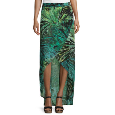 jcpenney.com | a.n.a® Cross Front Maxi Skirt- Tall