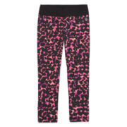 Xersion™ Yoga Leggings - Preschool Girls 4-6x
