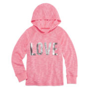 Xersion™ Long-Sleeve Hoodie - Preschool Girls 4-6x