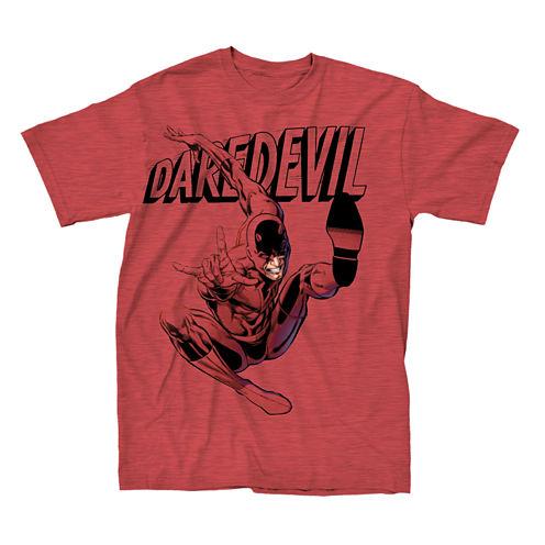 Marvel® Short-Sleeve Daredevil Leap Tee