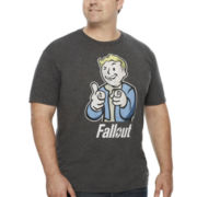 Bethesda Short-Sleeve Fallout Boy Tee - Big & Tall
