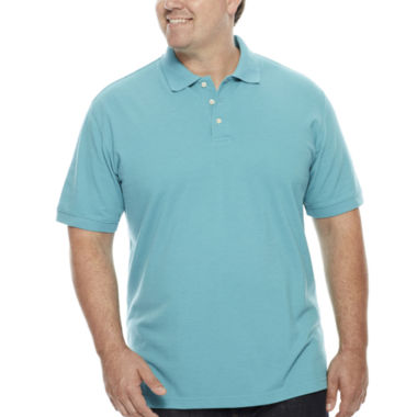 jcpenney.com | The Foundry Supply Co.™ Short-Sleeve Pique Polo
