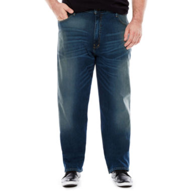 jcpenney.com | The Foundry Big & Tall Supply Co.™ Flex Denim Jeans