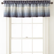 Home Expressions™ Hudson Rod-Pocket Valance