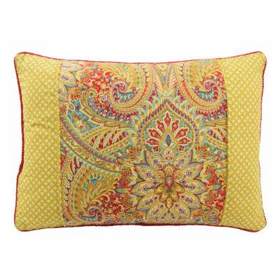 Waverly Swept Away Oblong Decorative Pillow