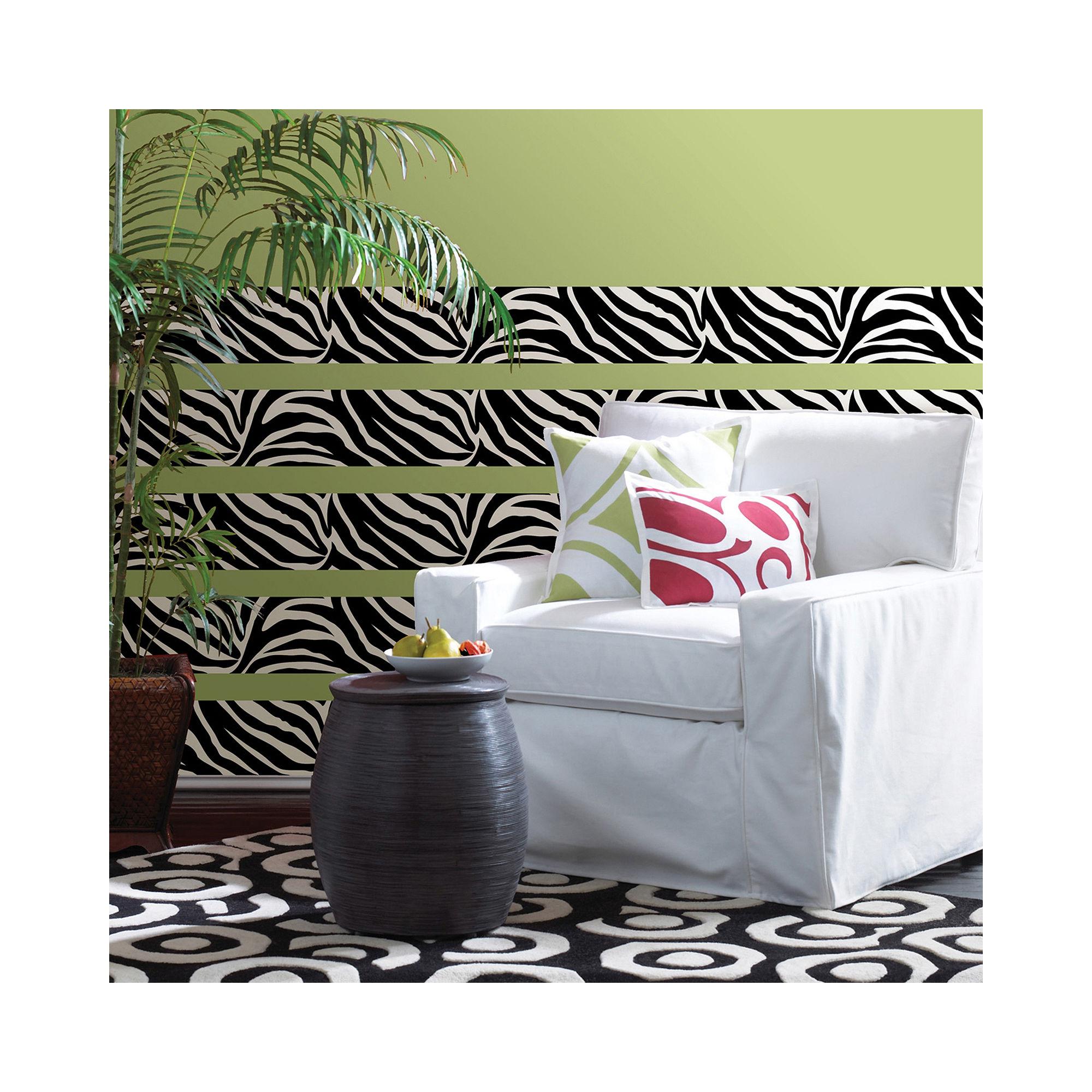 WallPops Zebra Stripe Decal