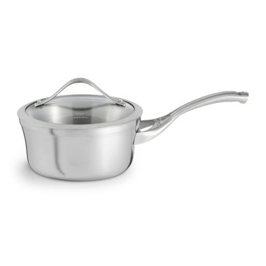 jcpenney.com | Calphalon® Contemporary Stainless Steel 1.5-qt. Covered Sauce Pan