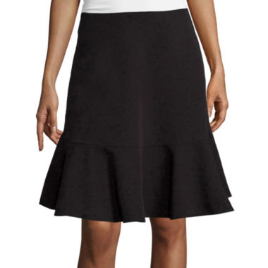 jcpenney.com | Worthington® Flounce Hem Skirt