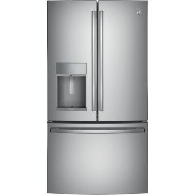 jcpenney.com | GE Profile™ Series ENERGY STAR® 27.8 cu. ft. French Door Refrigerator
