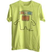 Domo 3D Glasses Graphic T-Shirt