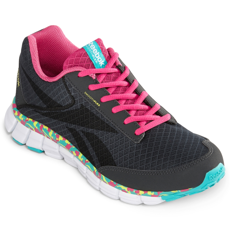 37c0b9c9ddeb Reebok Smoothflex Cushrun Womens Running Shoes