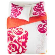 Suzette Floral Comforter Set
