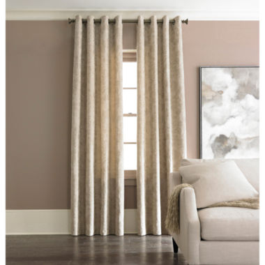 jcpenney.com | Royal Velvet® Sentinel Grommet-Top Curtain Panel
