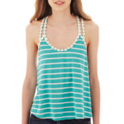 Rewind Daisy-Trim Tank Top