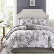 Madison Park Abbey 7-pc. Twin Complete Bedding Set with Sheets