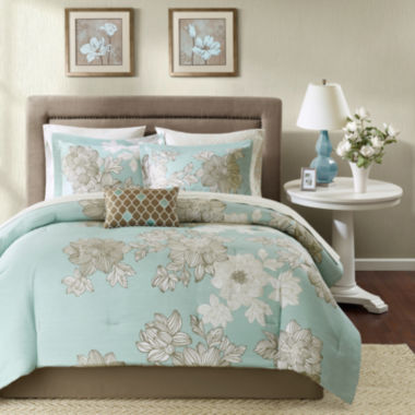 jcpenney.com | Madison Park Brady 9-pc. Complete Bedding Set with Sheets