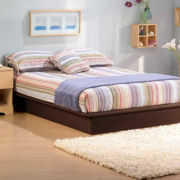 Reese Teen Full Platform Bed