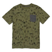 Arizona Printed Tee - Boys 8-20