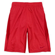 Nike® Legacy Striped Shorts - Boys 8-20