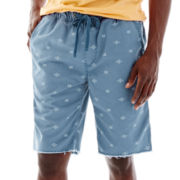 Arizona Printed Jogger Shorts