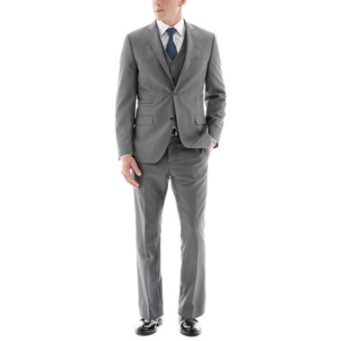 jcpenney.com | Savile Row® Gray Suit Separates - Slim