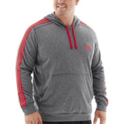 adidas® Go To Pullover Hoodie-Big & Tall