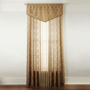 Royal Velvet® Geneva/Cherise Window Treatments