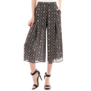 MNG by Mango® Print Culottes