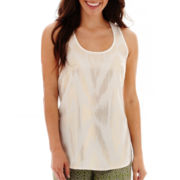 Worthington® Sleeveless Tank