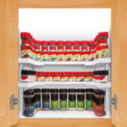 As Seen On TV Spicy Shelf™ Spice Organizer