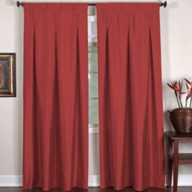 jcpenney.com | Elrene Imperial Back-Tab Curtain Panel