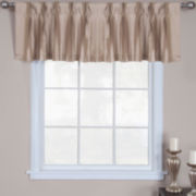 Elrene Providence Rod-Pocket/Back-Tab Valance