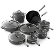 Simply Calphalon® 14-pc. Nonstick Cookware Set + BONUS