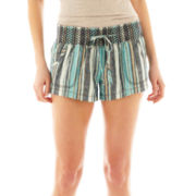 Rewash Smocked Shorts