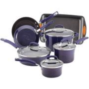 Rachael Ray® Porcelain II 10-pc. + BONUS Cake Pan + $20 Printable Mail-In Rebate
