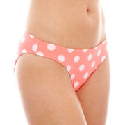 Arizona Polka Dot Hipster Swim Bottoms