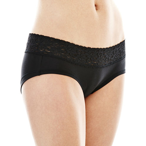 Maidenform Dream Lace-Trim Hipster Panties - DM0004