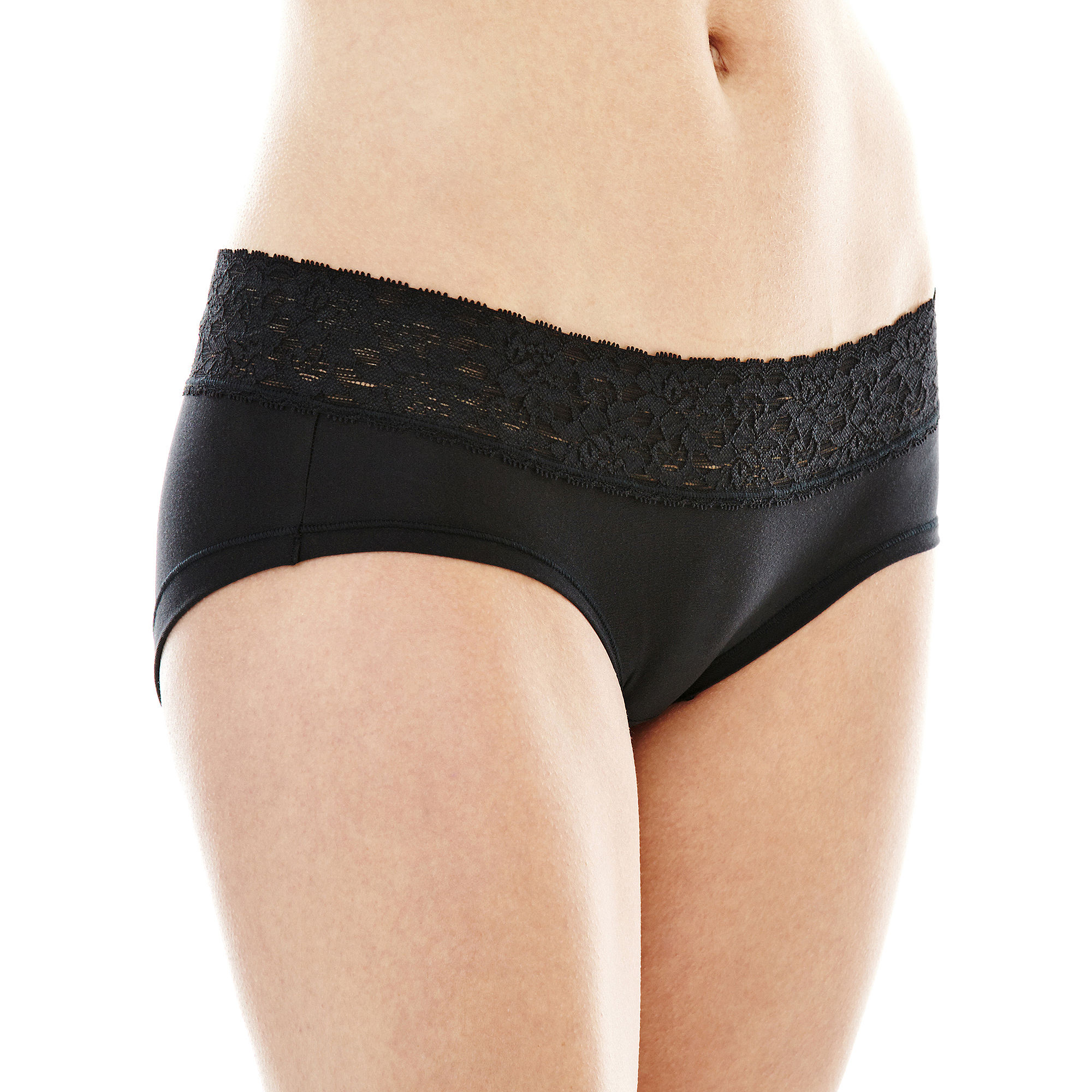 9487a30d9aa8 ... Maidenform Dream Lace-Trim Hipster Panties - DM0004. UPC 078715570620