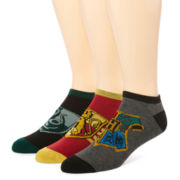 Harry Potter® 3-pk. Athletic Low-Cut Socks